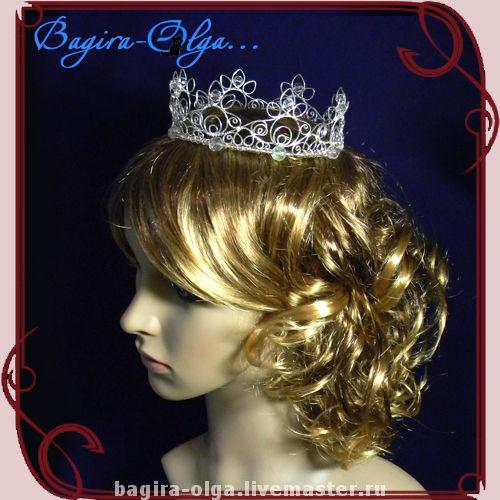 Корона царицы своими руками 739