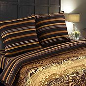 Для дома и интерьера handmade. Livemaster - original item Bed linen Arabian tales. Handmade.