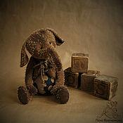Куклы и игрушки ручной работы. Ярмарка Мастеров - ручная работа Старый слон Цейлон. Handmade.