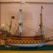 Сувениры и подарки handmade. Livemaster - original item The Ship