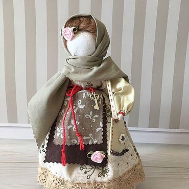Куклы и игрушки ручной работы. Ярмарка Мастеров - ручная работа Куклы: Оберег Успешница. Handmade.