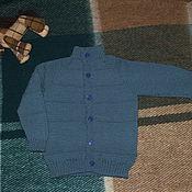 Джемперы ручной работы. Ярмарка Мастеров - ручная работа Кофта  на пуговицах. Handmade.