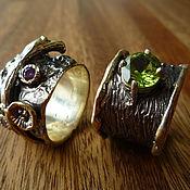 Дизайнерские кольца