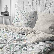 Для дома и интерьера handmade. Livemaster - original item Linen linen cotton