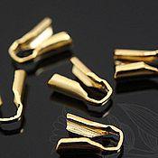 Шнуры ручной работы. Ярмарка Мастеров - ручная работа Концевик для шнура-  Ю.Корея. Handmade.