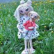 """Куклы и игрушки ручной работы. Ярмарка Мастеров - ручная работа """"Сказка для Наташи"""". Handmade."""