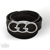 Аксессуары handmade. Livemaster - original item Strap GGO. Handmade.
