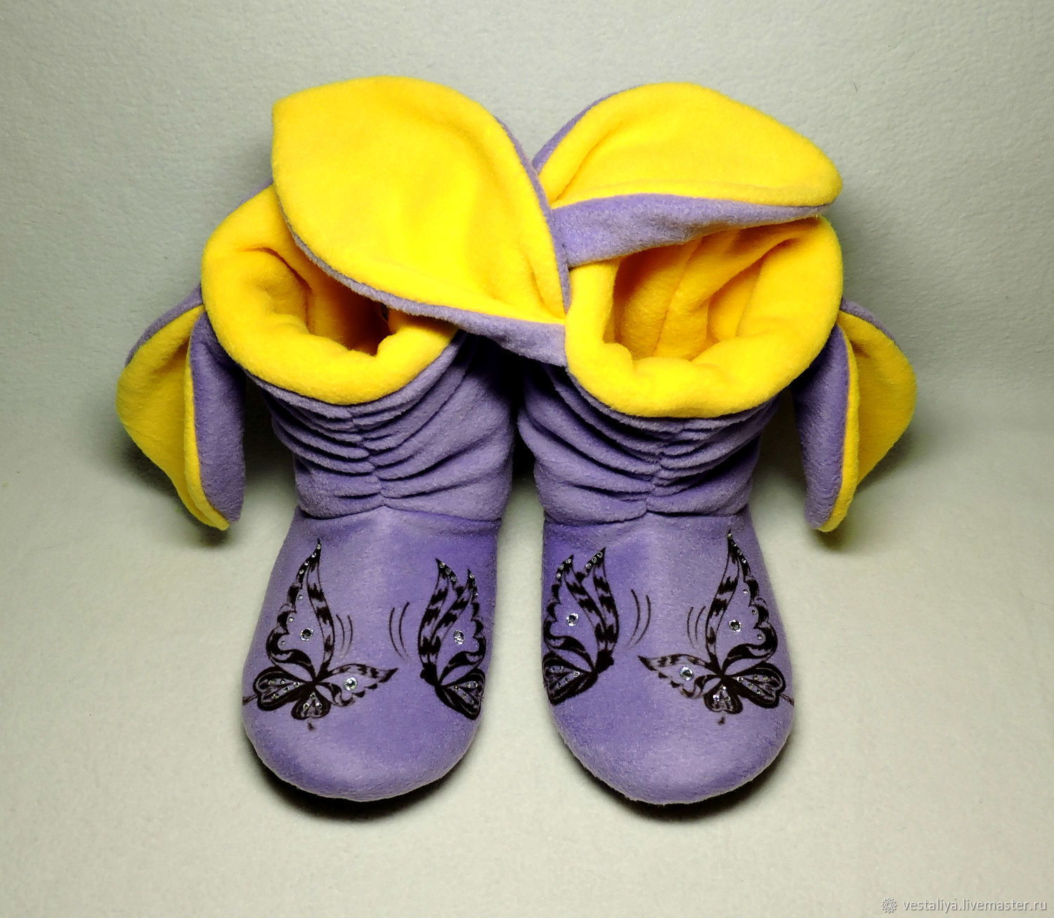 Slippers-Bunny, Slippers, Novosibirsk,  Фото №1