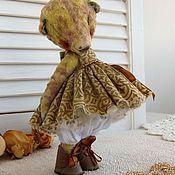 Куклы и игрушки ручной работы. Ярмарка Мастеров - ручная работа Мишка тедди. Катюша.. Handmade.