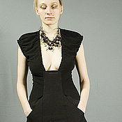 """Одежда ручной работы. Ярмарка Мастеров - ручная работа Платье """"Черная королева"""". Handmade."""