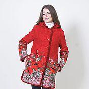 Одежда ручной работы. Ярмарка Мастеров - ручная работа Куртка зимняя  Любимая шубка. Handmade.