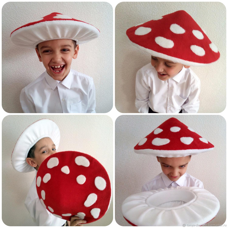 Костюм грибочка своими руками для мальчиков фото 725