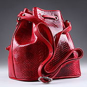 Сумки и аксессуары handmade. Livemaster - original item Women`s Sea Snake Bag IML0503R1. Handmade.