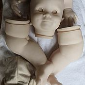 Заготовки для кукол и игрушек ручной работы. Ярмарка Мастеров - ручная работа Молд реборна Juan  от Donna RuBert. Handmade.