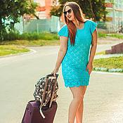 Одежда ручной работы. Ярмарка Мастеров - ручная работа Летнее кружевное платье. Handmade.