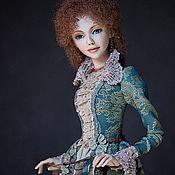 """Куклы и игрушки ручной работы. Ярмарка Мастеров - ручная работа """"Карнавальный мотив"""". Handmade."""