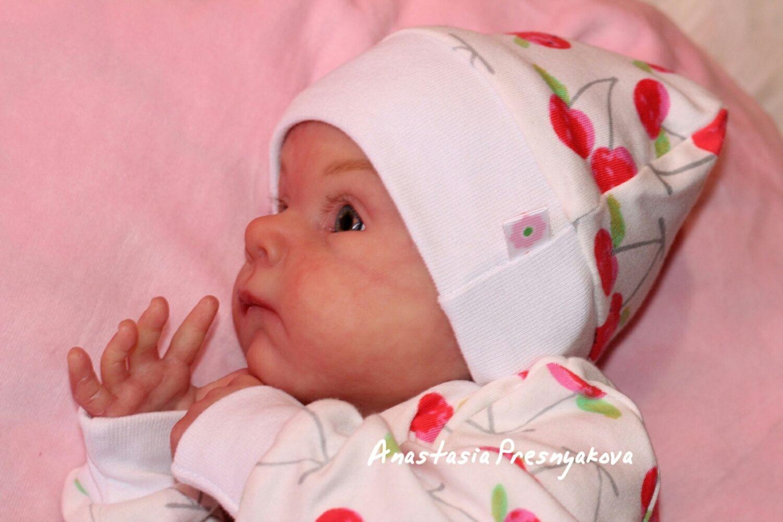 Продана!Маленькая Ягодка, Куклы Reborn, Ижевск, Фото №1