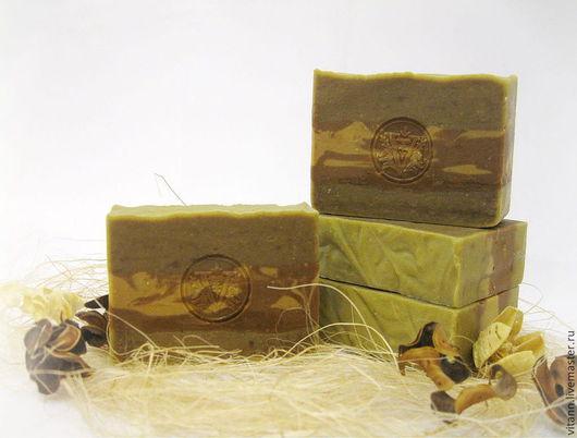 """Мыло ручной работы. Ярмарка Мастеров - ручная работа. Купить """"Фронтир"""" натуральное мыло. Handmade. Натуральное мыло, мыло в подарок"""