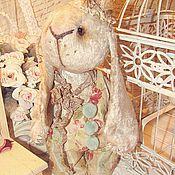 """Мягкие игрушки ручной работы. Ярмарка Мастеров - ручная работа Кролик """"Банни"""". Handmade."""