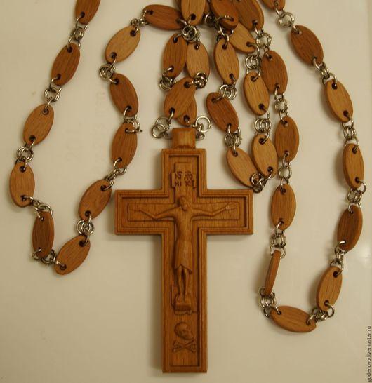 Наперсный крест священника.Godenovo
