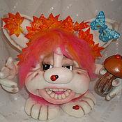 """Куклы и игрушки ручной работы. Ярмарка Мастеров - ручная работа Кукла """"Лесное Эхо"""". Handmade."""