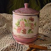Для дома и интерьера handmade. Livemaster - original item Pot