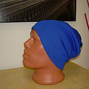 Аксессуары ручной работы. Ярмарка Мастеров - ручная работа шапка-носок вязанная. Handmade.