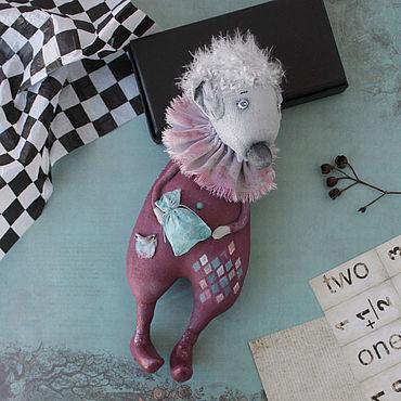 Dolls & toys handmade. Livemaster - original item Rats with a bag of gifts.. Handmade.
