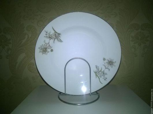 Винтажная посуда. Ярмарка Мастеров - ручная работа. Купить Глубокие тарелки. 7 шт.Старый Китай.. Handmade. Белый, фарфор