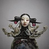 "Украшения ручной работы. Ярмарка Мастеров - ручная работа Кулон ""Dollhouse for Kisaeng"".. Handmade."