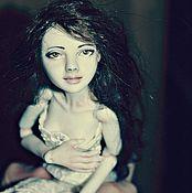 """Куклы и игрушки ручной работы. Ярмарка Мастеров - ручная работа шарнирная кукла """" Осетинка"""". Handmade."""