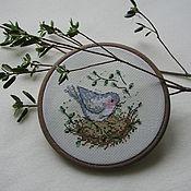 Картины и панно ручной работы. Ярмарка Мастеров - ручная работа Птичьи трели. Handmade.