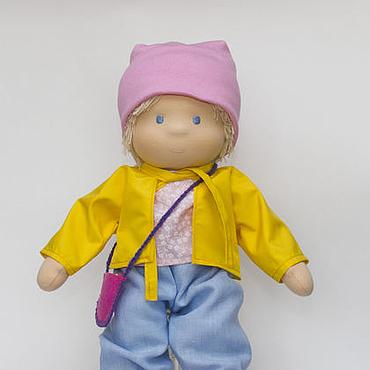 Куклы и игрушки ручной работы. Ярмарка Мастеров - ручная работа Кукла для Марии, 42 см. Handmade.