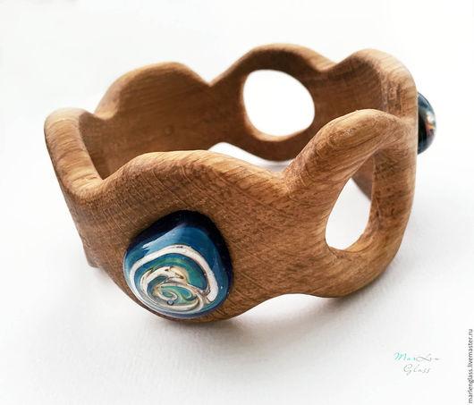 Браслеты ручной работы. Ярмарка Мастеров - ручная работа. Купить Браслет Третий мир. Handmade. Браслет, деревянный браслет