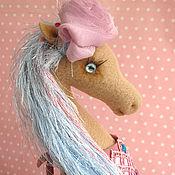Куклы и игрушки ручной работы. Ярмарка Мастеров - ручная работа Лошадка Роззи. Handmade.