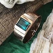 Украшения handmade. Livemaster - original item Men`s gold ring with Emerald (1,48 ct) handmade. Handmade.