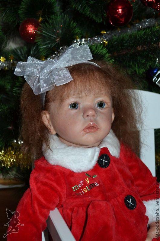 Куклы-младенцы и reborn ручной работы. Ярмарка Мастеров - ручная работа. Купить Скидки Кукла реборн Машенька. Handmade.