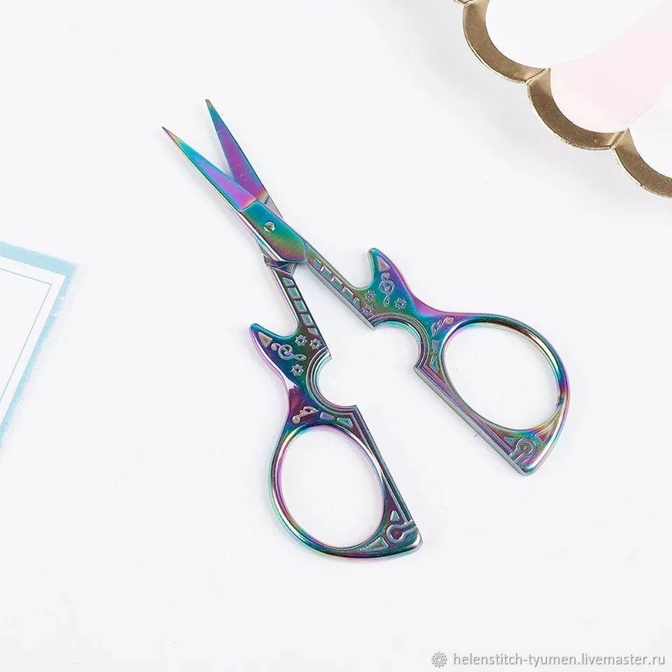 Ножницы для рукоделия, Аксессуары для вышивки, Тюмень,  Фото №1