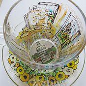 Посуда ручной работы. Ярмарка Мастеров - ручная работа Лето в Николе. Handmade.