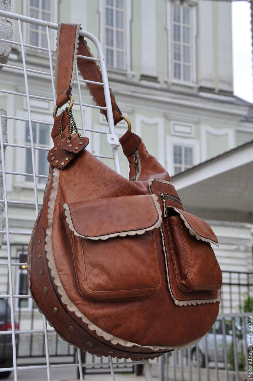 042104d42e0b Ветюгова Юлия (shokoladbags) · Женские сумки ручной работы. Заказать Кожаная  сумка