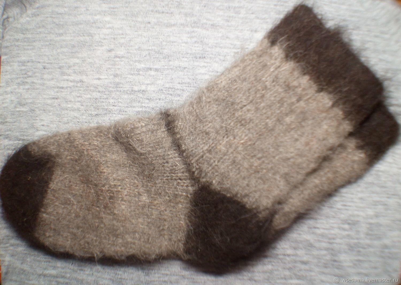"Men's wool socks ""For hunting and fishing"", Socks, Chuchkovo,  Фото №1"