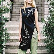 Одежда handmade. Livemaster - original item Suit pants SAKURA. Handmade.
