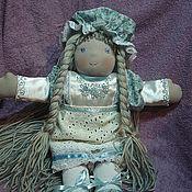 Куклы и игрушки ручной работы. Ярмарка Мастеров - ручная работа вальдорфская кукла Бонни. Handmade.