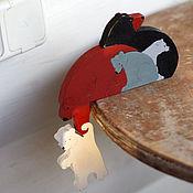 Куклы и игрушки ручной работы. Ярмарка Мастеров - ручная работа пазл семья мишек. Handmade.