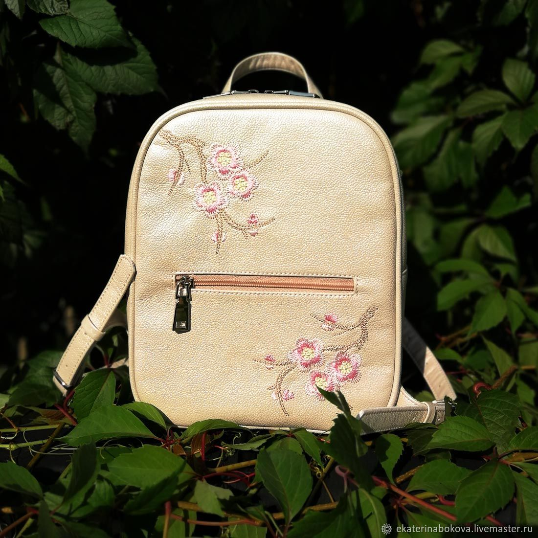 Рюкзак с вышивкой, Рюкзаки, Фрязино, Фото №1