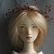 Куклы и игрушки ручной работы. Ярмарка Мастеров - ручная работа шарнирная кукла Fanny. Handmade.