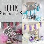 Fufik party set - Ярмарка Мастеров - ручная работа, handmade