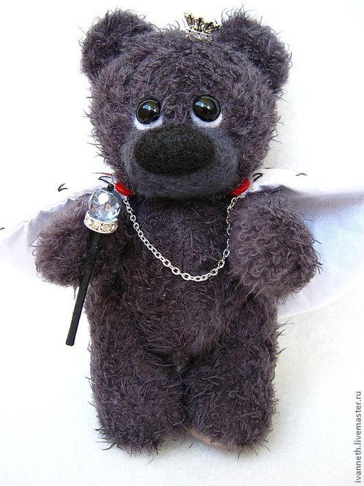 """Мишки Тедди ручной работы. Ярмарка Мастеров - ручная работа. Купить Мишка """"Своенравный Луи"""". Handmade. Мишка тедди"""