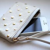 Сумки и аксессуары handmade. Livemaster - original item Case for Iphone 4S, 4 art. 164. Handmade.