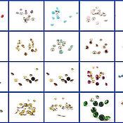 Материалы для творчества ручной работы. Ярмарка Мастеров - ручная работа 144 кристалла PP32 Сваровски shaton 1088 4мм S102832PP. Handmade.